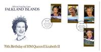 70th birthday of HM Queen Elizabeth II