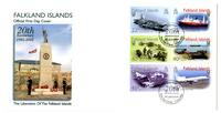 20th Anniversary of the liberation of the Falkland Islands