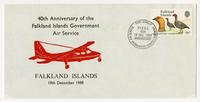 40th Anniversary of the Falkland Islands Government Air Service