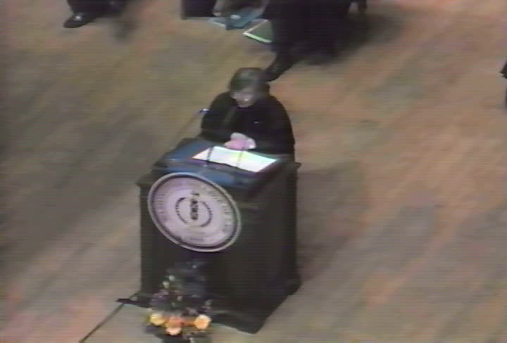 Patricia McGowan Wald Commencement Address, 89th Commencement, Washington College of Law, Spring 1989