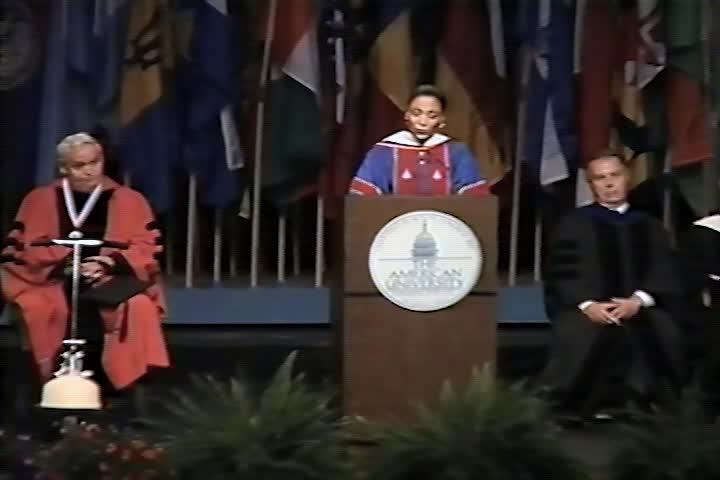 Florence Griffith Joyner Commencement Address, 99th Commencement, College of Arts and Sciences, Spring 1994