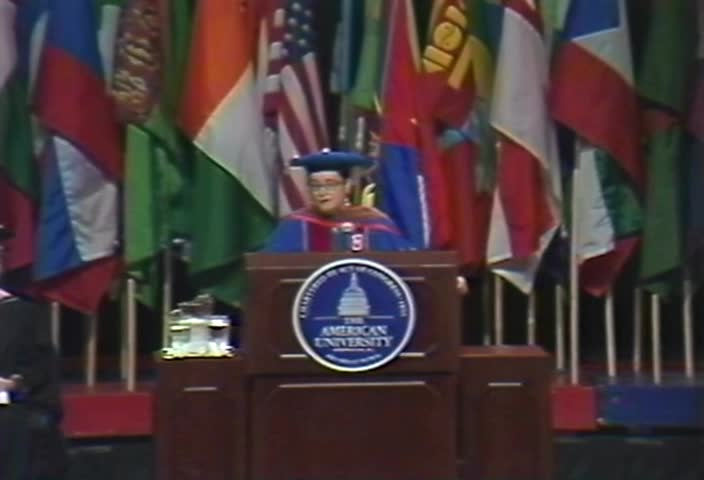Molly Smith Commencement Address, 113th Commencement, College of Arts and Sciences, Spring 2001