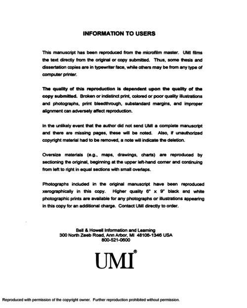 Dissertation Consultation Services Ann Arbor Michigan
