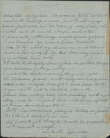 Letter from Spencer Mussey to [General] and Mrs. R.D. Mussey, August 14, 1890