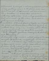 Letter from Spencer Mussey to General and Mrs. R.D. Mussey, August 10, 1890
